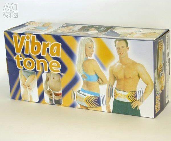 Вибромассажный пояс Vibra Tone для стройной фигуры