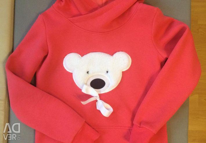 Sweatshirt warm