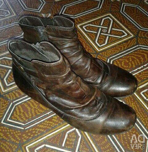 BATTLES nat leather
