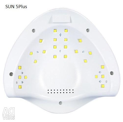 Лампa SUN 5 Plus 48W LED / UV