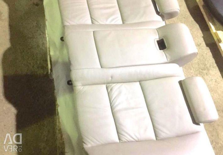Salon comfort bmw bmw e60