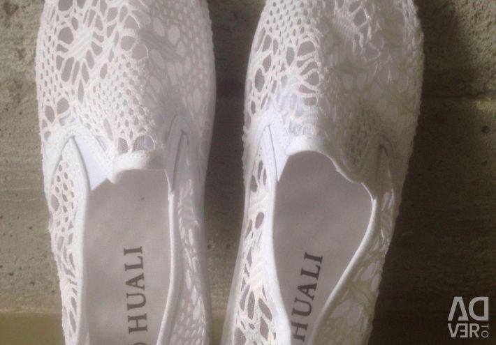 New summer slippers