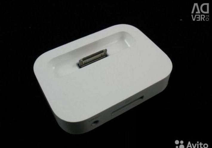 İPhone 4 için Apple Dock iPhone