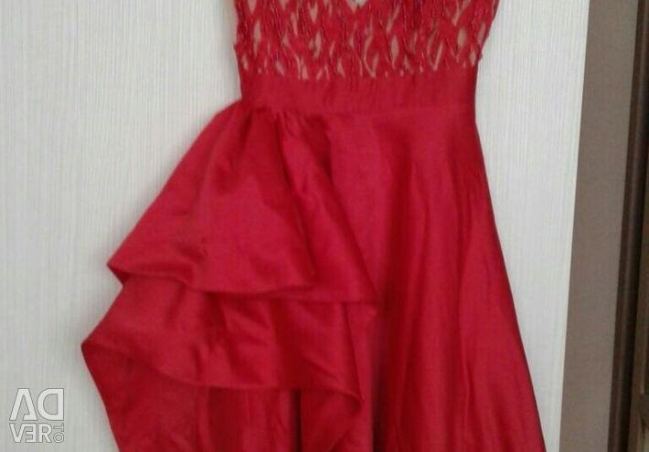Праздничное платье (42-44) S фирменное Dulcis shop