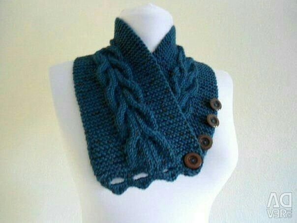 I will tie the original scarves