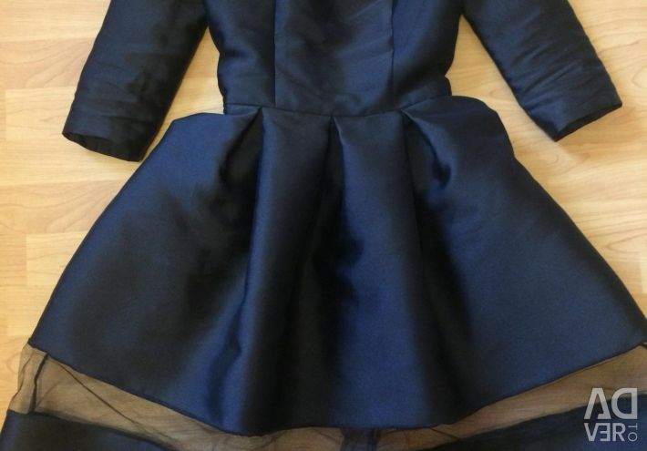Dress from the designer
