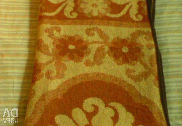 Μάλλινη κουβέρτα 185x150 εκ