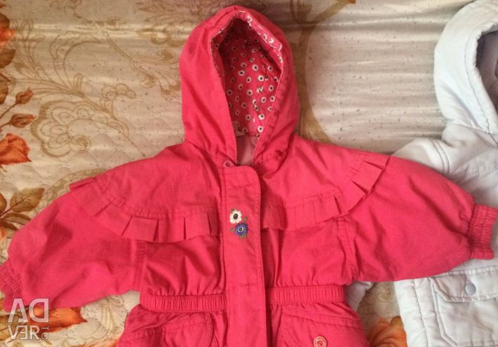Jackets for spring 6-12 months