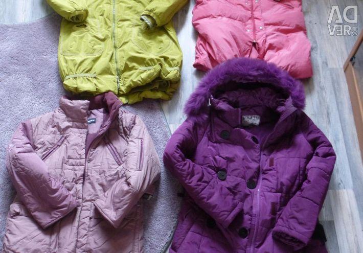 Пальто осень/зима 10-13 лет