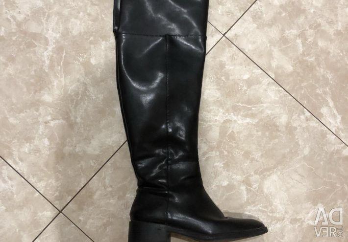Zara High Boots