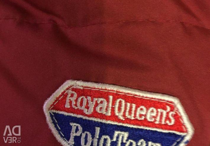 Αναστρέψιμη κάτω μπουφάν Royal Royal queen polo ομάδα