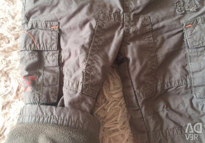 Isıtmalı pantolon