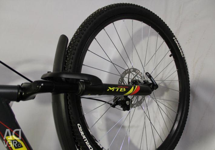Aluminum bicycle Forward 26kolesa 17 frame