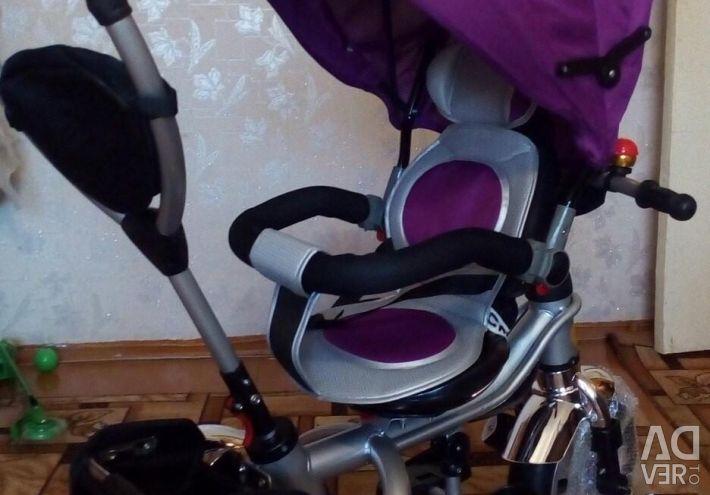 NEO purple bike