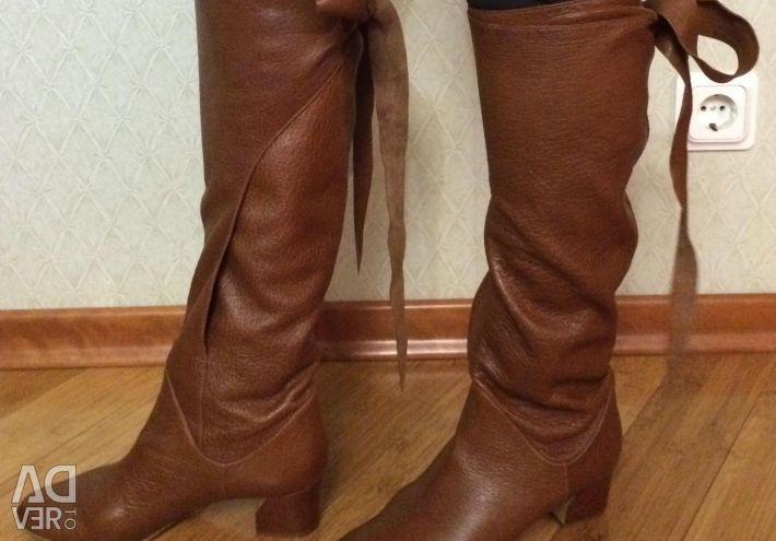Casadei boots 38 r autumn / spring