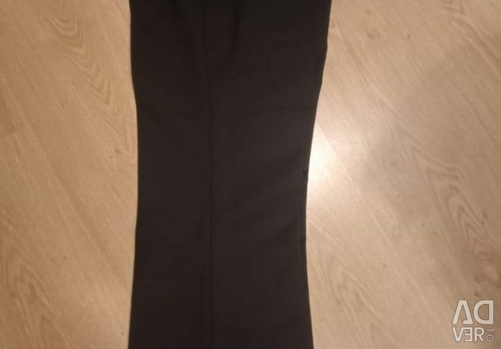 Pants cropped new Zara size 48
