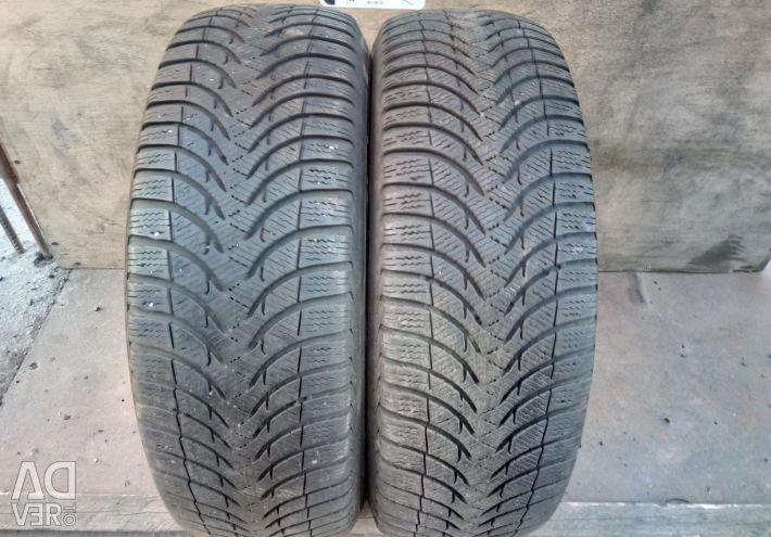 215 65 16 Michelin Alpin A4
