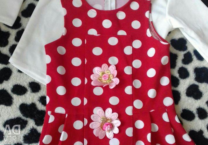 Îmbrăcăminte pentru fete 1.5-3g