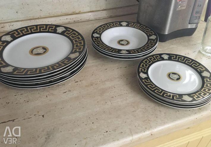 Davachi table service
