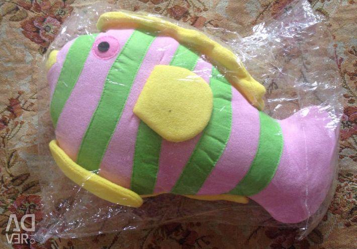 New bast toy Fish