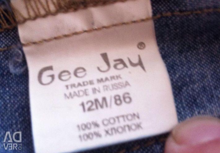 Πουλήστε τζιν μπουφάν Gee Jay
