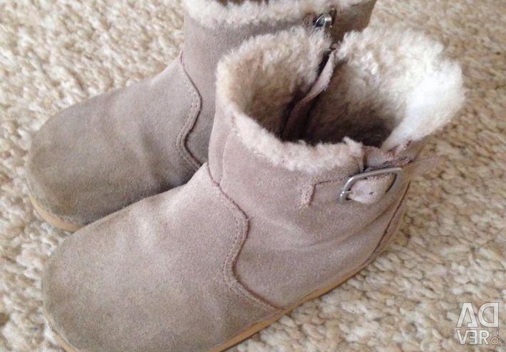 Μπότες για παιδιά r.25 Zara