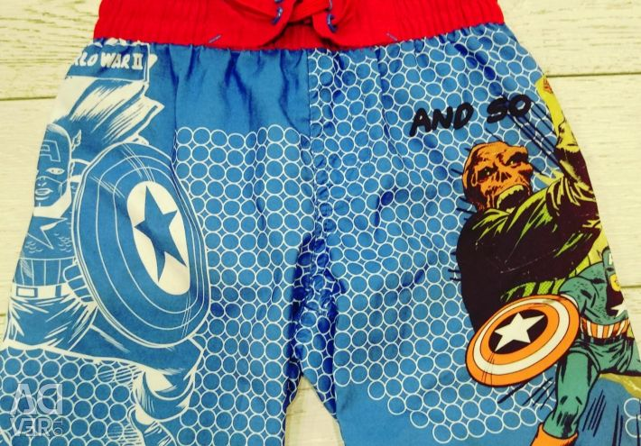 Shorts of swimming trunks