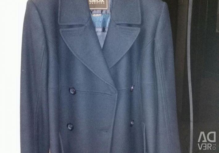 Geaca de vesta GEOX de culoare albastru inchis