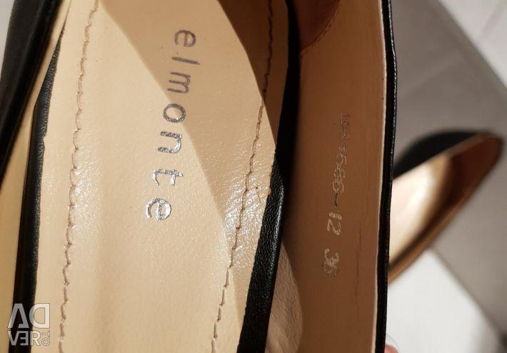 Ayakkabı elmonte