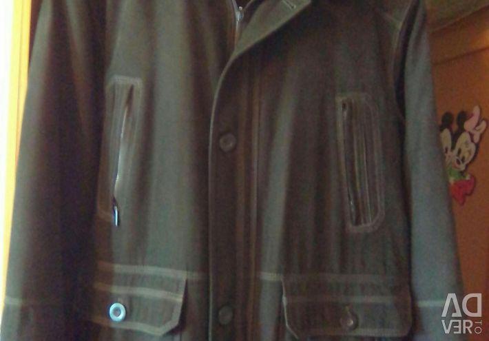 Куртка чоловіча на підкладці 52-54. (170)