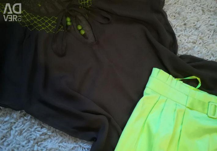 Ρύθμιση μπλούζα φούστα 48-50