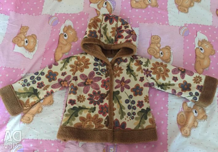 Jacket - Double for autumn, spring