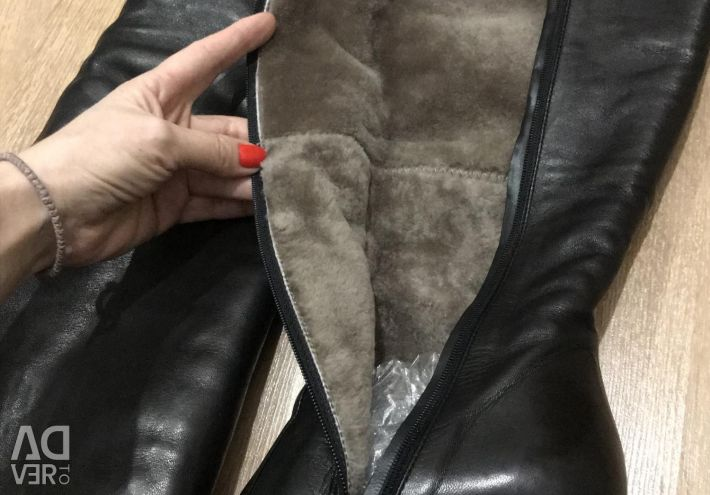 Winter women's boots Fabi