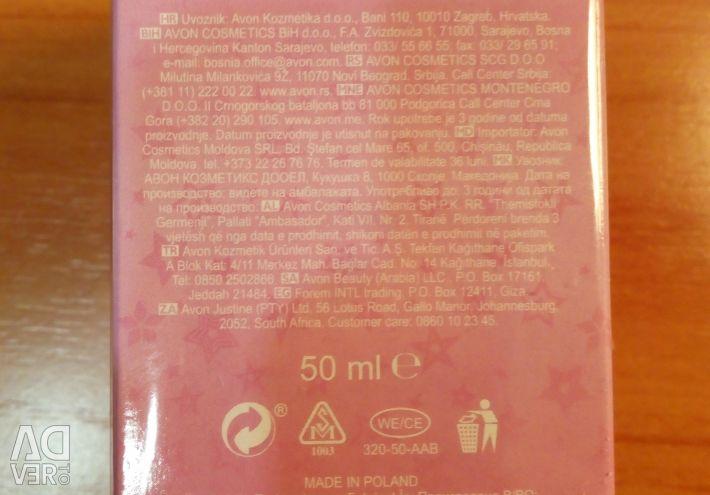 Avon Secret Attitude Star Eau de Toilette 50 ml