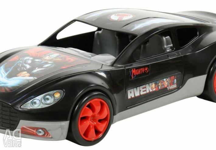 Автомобиль Marvel