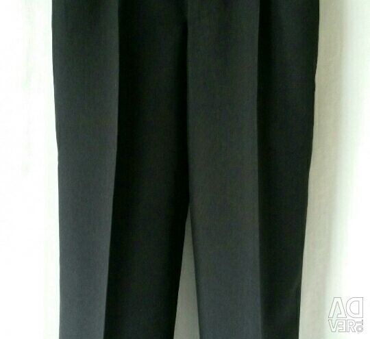 Trousers for boys. (6-8l. And 8-10l.)