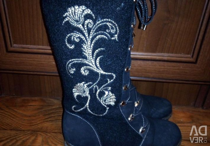 Boots of winter 36r.