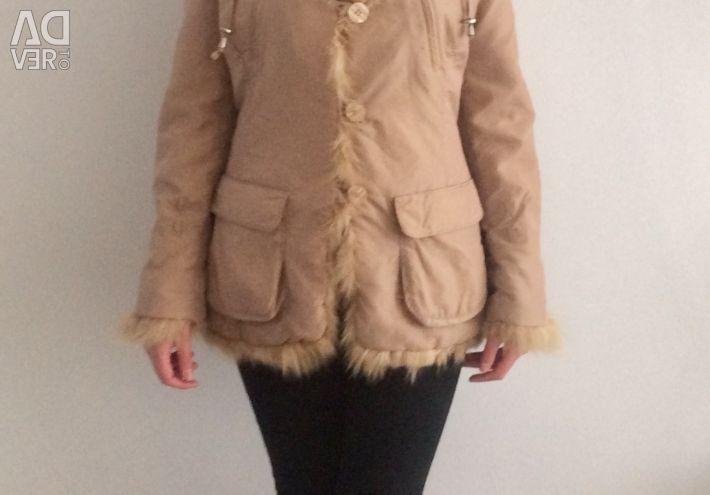 Demi-season jacket (Spain). Exchange.