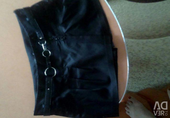 Branded skirt-shorts Italy AZINI