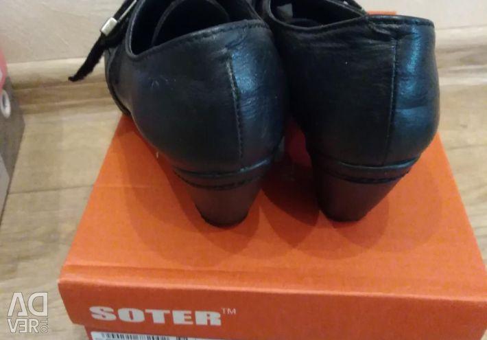 Pantofi pentru piele 36r