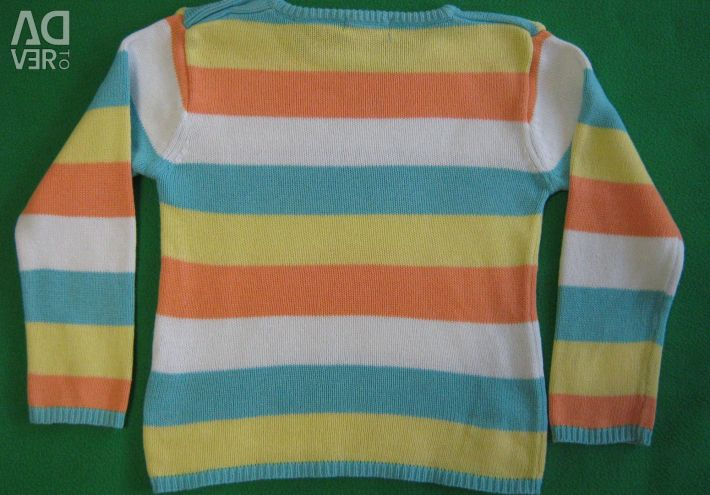 Sweatshirt pullover children's hb with long sleeves 104