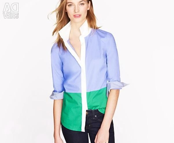 J.CREW bayan gömleği