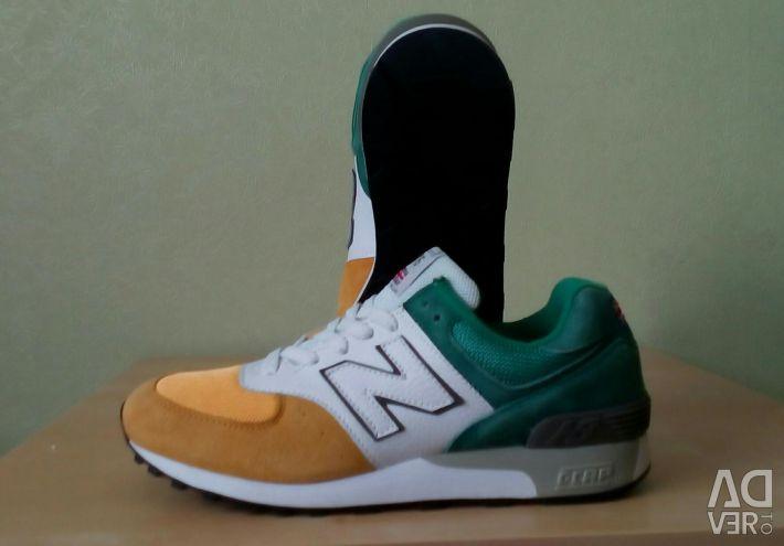 Ανδρικά παπούτσια Νέο ζυγό 576 Νέο