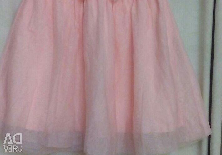 Φόρεμα κορίτσι 5 ετών, νέο, Sela
