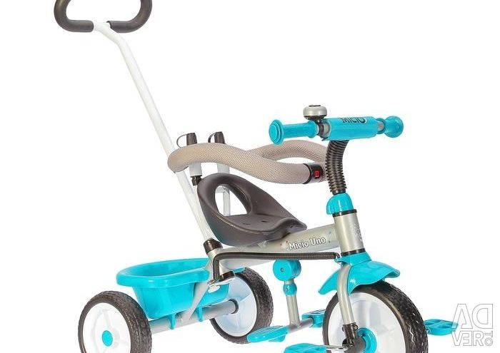 Absolutely new children's tricycle