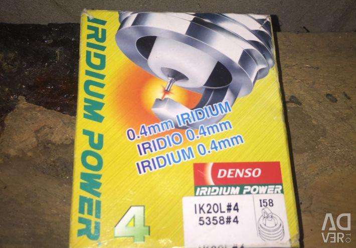 Νέα κεριά Denso Iridium Power IK20L 5358