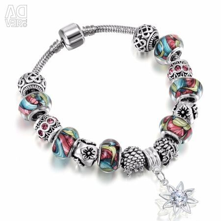 NEW bracelet with charms