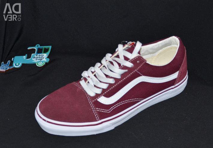Sneakers Vans Old Skool Red