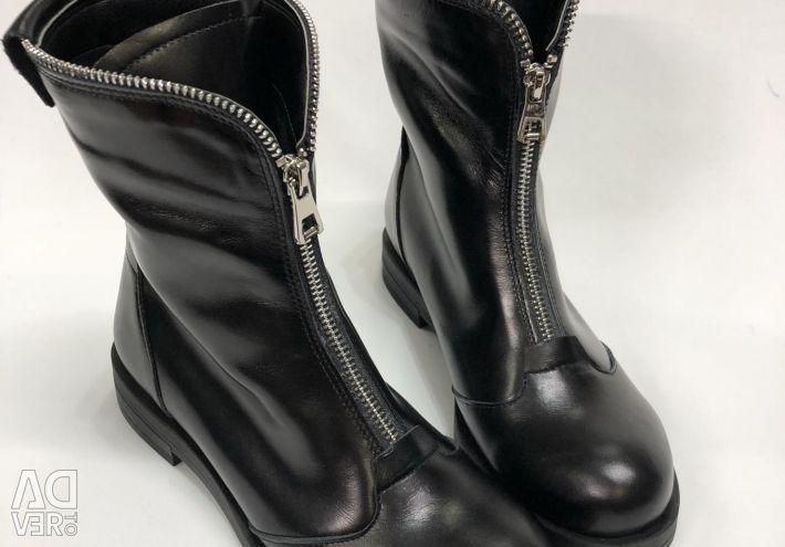 Çizme hakiki deri