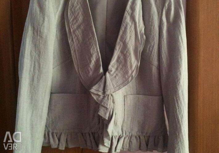 Mini coat and pants